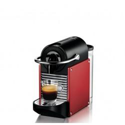 Machine à café M110 Pixie Rouge métal