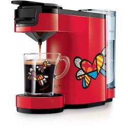 Machine à café Senseo Up by Romero Britto