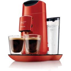 Machine à café Senseo Twist Rouge flamboyant