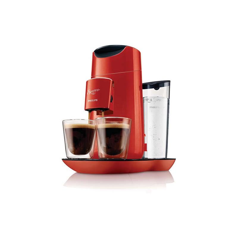 machine caf senseo twist rouge flamboyant espace decormat. Black Bedroom Furniture Sets. Home Design Ideas