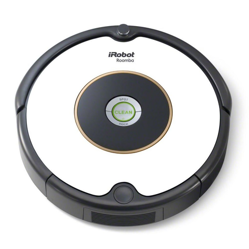 robot aspirateur irobot roomba 605 espace decormat. Black Bedroom Furniture Sets. Home Design Ideas
