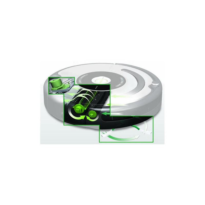 robot aspirateur irobot roomba 605 espace decormat. Black Bedroom Furniture Sets. Home Design Ideas