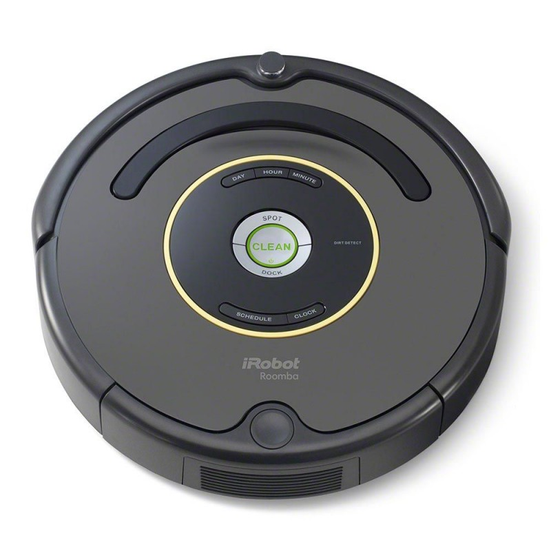 robot aspirateur irobot roomba 651 espace decormat. Black Bedroom Furniture Sets. Home Design Ideas